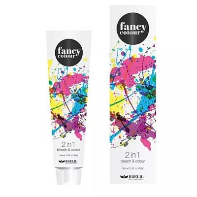 Крем-фарба для волосся BRELIL FANCY COLOUR 2in1