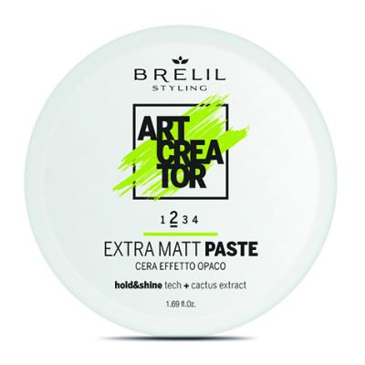 Паста для укладки BRELIL Extra Matt Paste Art Creator (79353)