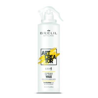 Спрей-воск BRELIL Gel Spray Wax Art Creator (79285)