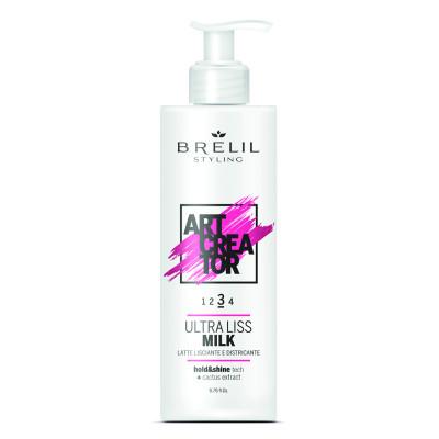 Молочко для розгладжування волосся BRELIL Ultra Liss Milk Art Creator (79261)