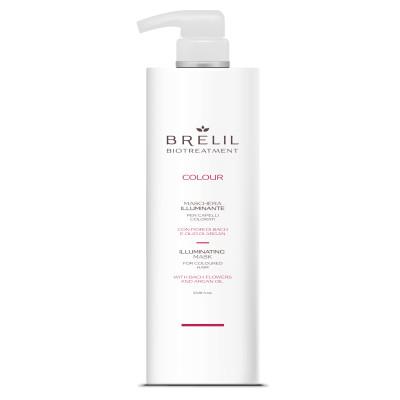 Маска для окрашенных волос BRELIL Illuminating Mask Colour 1000 ml (76734)