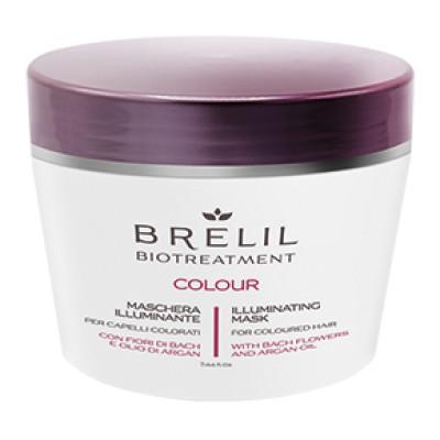 Маска для окрашенных волос BRELIL Illuminating Mask Colour 220 ml (76758)