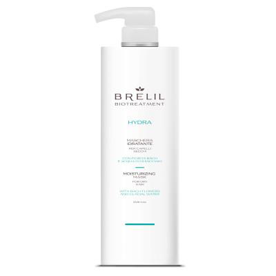 Маска для сухого волосся BRELIL Moisturising Mask Hydra 1000 ml (76888)