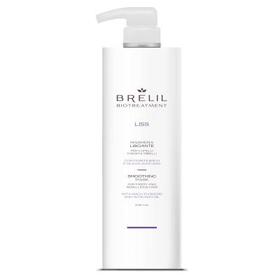 Маска для неслухняного волосся BRELIL Smoothing Mask Liss 1000 ml (76840)