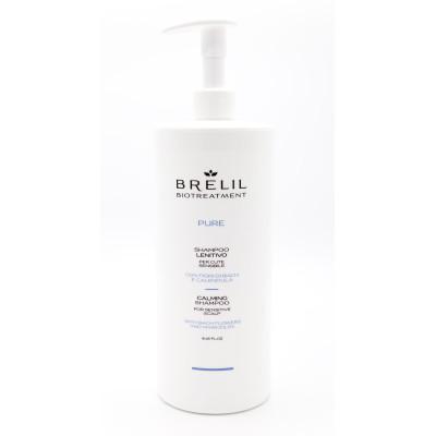 Шампунь для чуттєвої шкіри BRELIL Calming Shampoo Pure 1000 ml (76338)