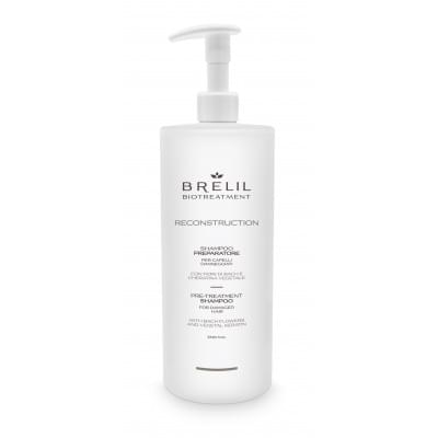 Підготовчий шампунь Brelil Pre-Treatment Shampoo Reconstruction (77151)