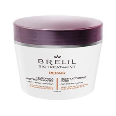 Маска восстанавливающая Brelil Restructuring Mask Repair 220 ml (76697)
