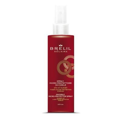 Спрей для захисту волосся Brelil Invisible Micro-Protector Spray Solaire (77274)