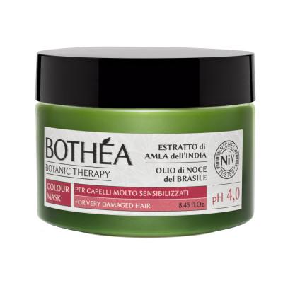 Маска для дуже чутливого волосся Brelil Bothea Colour Very Damaged 250 ml (84131) pH 4.0