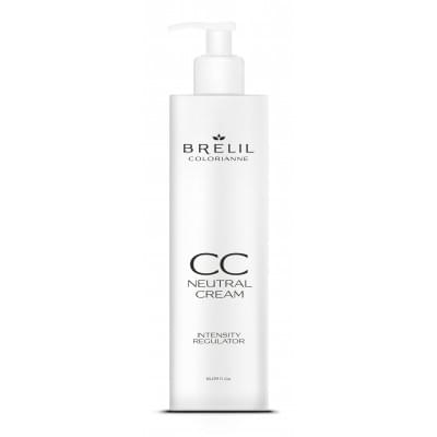 Уход-кондиционер Brelil CC Neutral Cream (76987) с увлажняющим эффектом