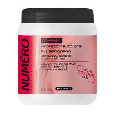 Маска для окрашенных волос Brelil Numero Colour 1000 ml (75058)