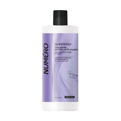 Шампунь для розгладження волосся Brelil Numero Smoothings 1000 ml (75133)